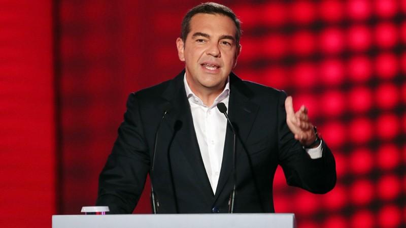 ΔΕΘ: Ο Αλέξης Τσίπρας ζήτησε... με τρόπο εκλογές
