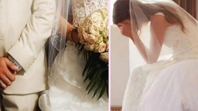 Πεθερά ανακοίνωσε ότι είναι έγκυος και επισκίασε την νύφη της στον γάμο της