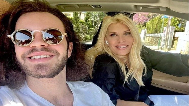 Χαμός με τον Άγγελο Λάτσιο: «Σούσουρο» στα social media με την ανάρτηση που έκανε ο γιος της Ελένης Μενεγάκη