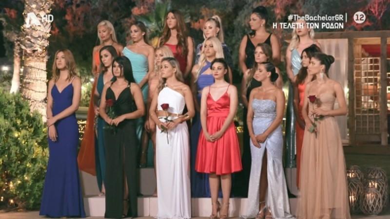 The Bachelor 2: Αυτή η κοπέλα αποχώρησε από την Τελετή των Ρόδων (Video)