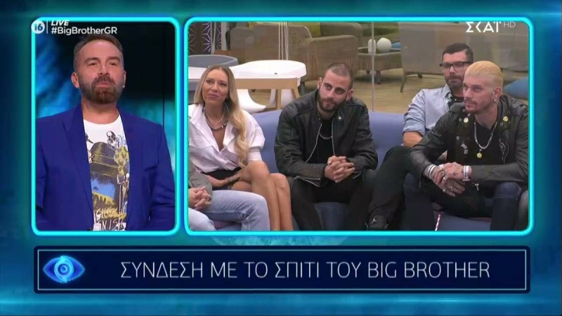 Big Brother 2: Αυτός ο παίκτης αποχώρησε