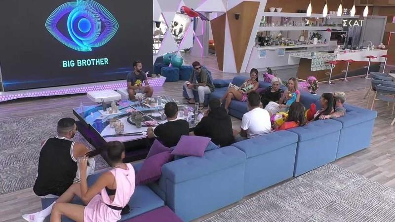 Απίστευτο παρασκήνιο στο Big Brother: Έκαναν σ@ξ μπροστά στις κάμερες!