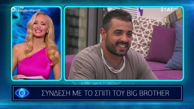 Big Brother 2: Ακόμη μια «εισβολή» στο σπίτι - Ποιος είναι ο νέος παίκτης που έφερε χαμόγελα