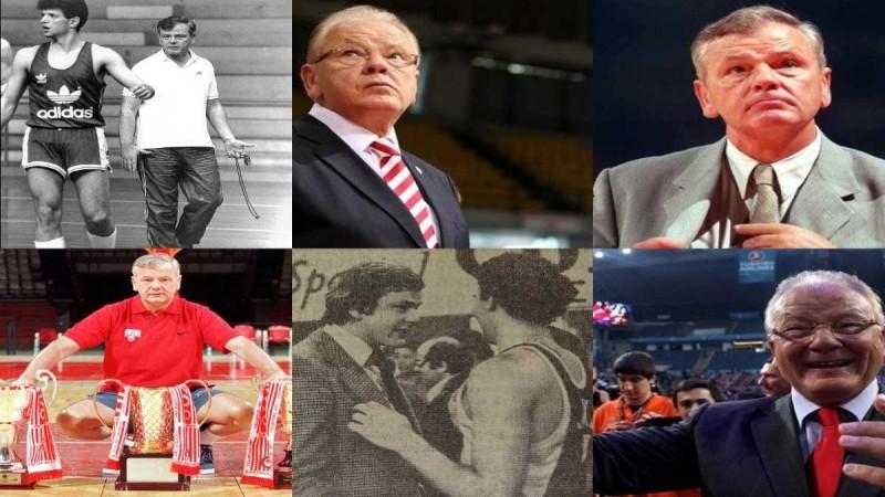 Ντούσαν Ίβκοβιτς: Ο «Σοφός» του ευρωπαϊκού μπάσκετ - Η πορεία του μεγάλου δασκάλου και η σχέση λατρείας με την Ελλάδα