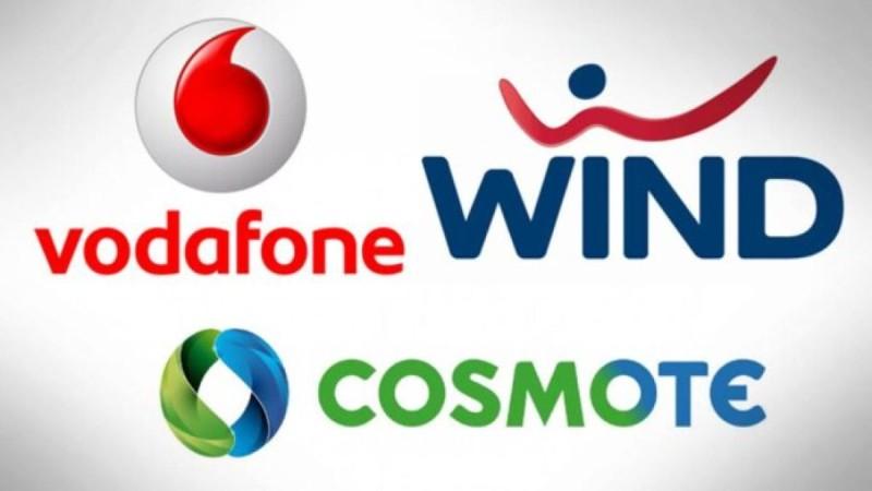 Σαρώνει η Wind - «Μπουρλότο» σε Cosmote - Vodafone