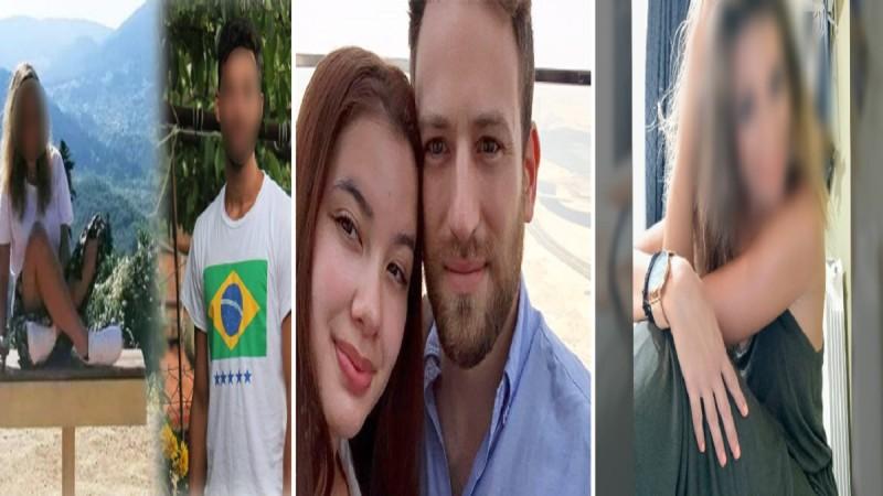10 Γυναικοκτονίες μέσα στο 2021! Δώρα, Καρολάιν, Ελένη, Άννα...  Τα εγκλήματα που σόκαραν (Video)