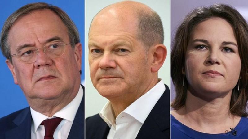 Εκλογικό θρίλερ στη Γερμανία: Μάχη για τους αναποφάσιστους - Τι δείχνουν τα στοιχεία των τελευταίων δημοσκοπήσεων