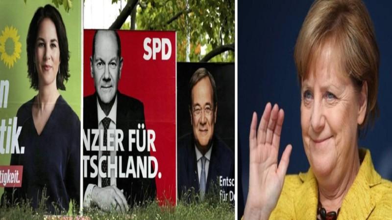Εκλογές-θρίλερ στη Γερμανία: Τελειώνει η εποχή Μέρκελ! Τα σενάρια για τον νικητή και η επόμενη ημέρα στην Ευρώπη