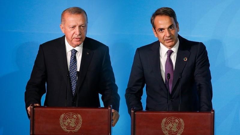 Ραγδαίες εξελίξεις: Συνάντηση Μητσοτάκη με Ερντογάν στις ΗΠΑ
