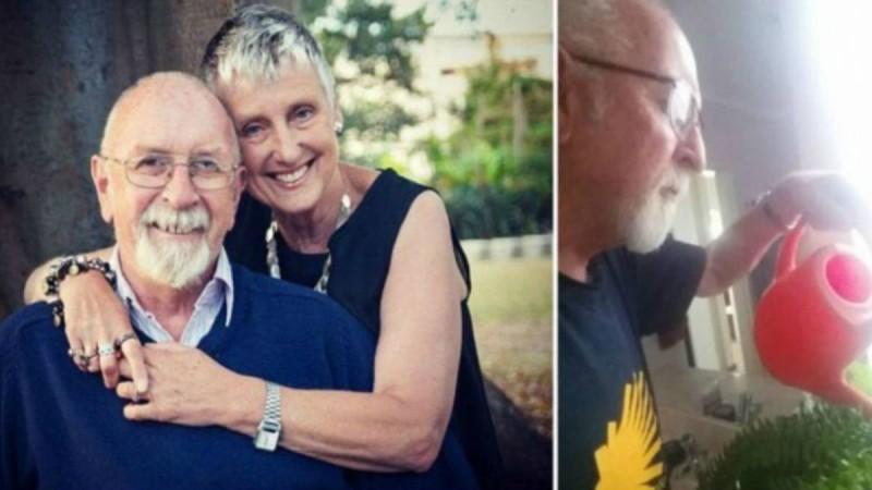 Η γυναίκα του είχε καρκίνο και του ζήτησε να ποτίζει τα φυτά της - Λίγα χρόνια μετά το θάνατο της...