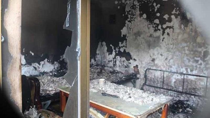 Φρίκη στη Φλώρινα: Ηλικιωμένη κάηκε ζωντανή μέσα στο σπίτι της