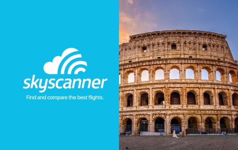 Τρομερή προσφορά SkyScanner: Στη Ρώμη μόλις με 14 ευρώ!