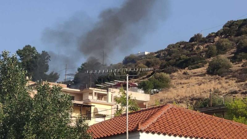 Συναγερμός στα Καλύβια: Στους επτά οι τραυματίες από την έκρηξη