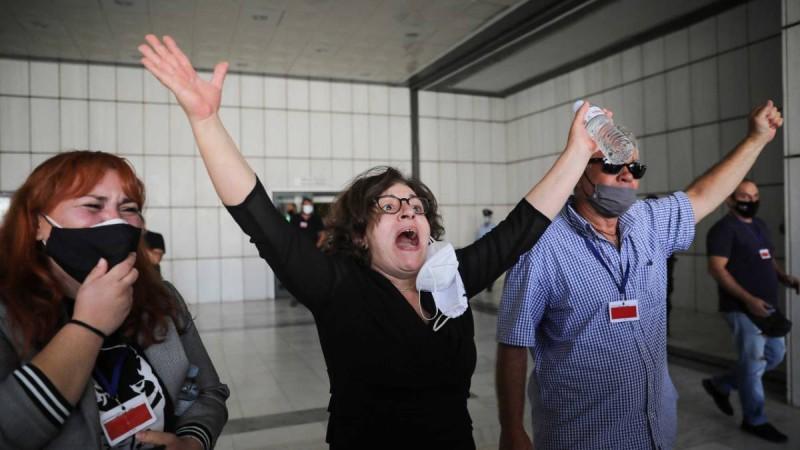 «Κόλαφος» η Μάγδα Φύσσα: «Δεν έχουμε τελειώσει με τον φασισμό»