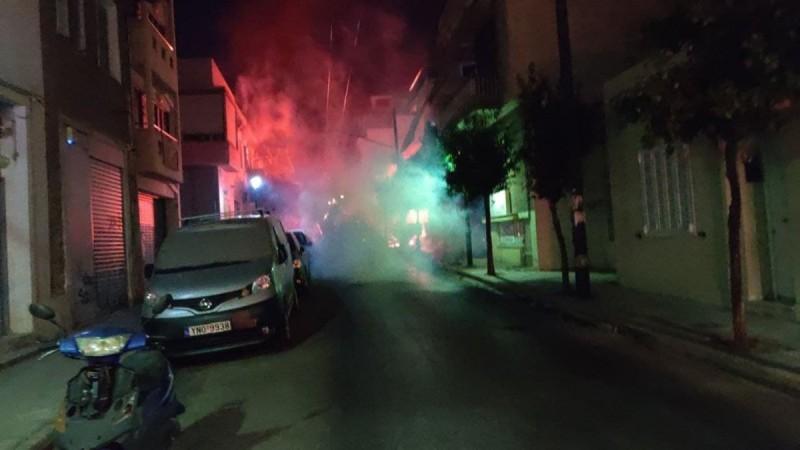 Παύλος Φύσσας: Επεισόδια μετά το τέλος της αντιφασιστικής πορείας