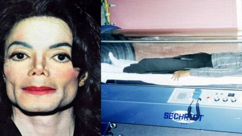 Νεκρός ο Μάικλ Τζάκσον: Σοκάρει η νέο φωτογραφία που διέρρευσε με το πτώμα του!