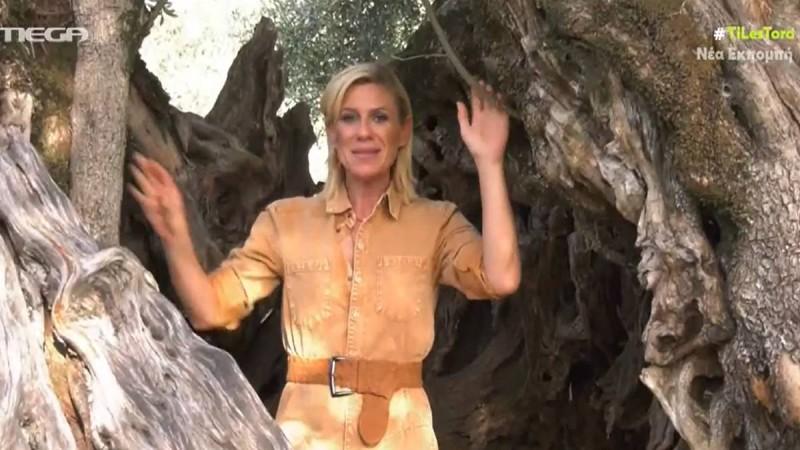 «Θρίλερ» για την Κατερίνα Καραβάτου: Σε κατάσταση αγωνίας η παρουσιάστρια