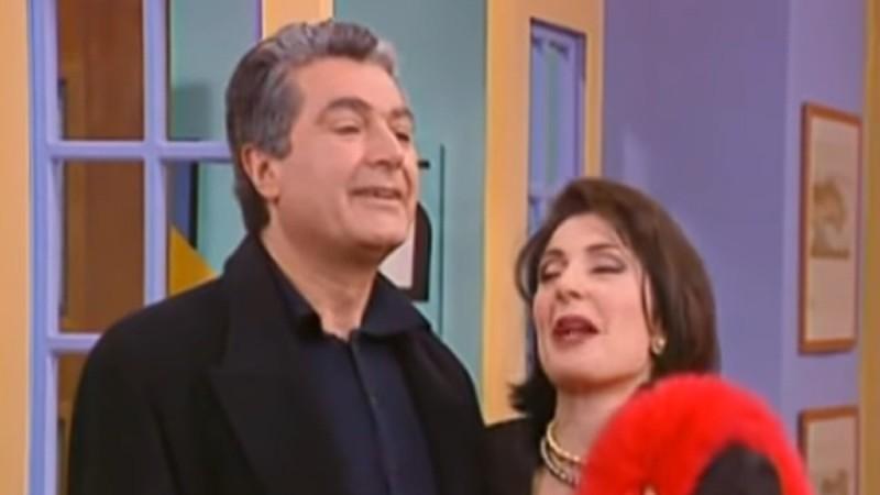 Θυμάστε τον άνδρα της Έφης στο «Κωνσταντίνου και Ελένης»; Δεν έχετε ιδέα με ποια πασίγνωστη ηθοποιό είναι παντρεμένος