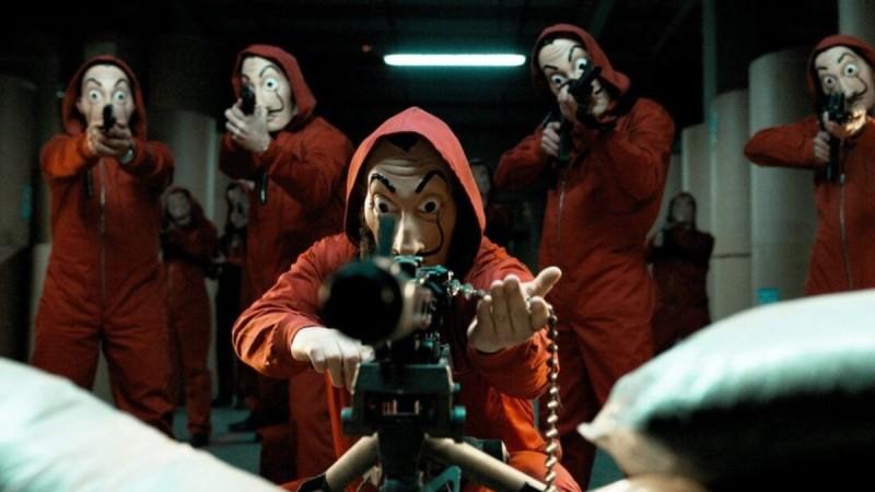 La Casa De Papel 5: «Δεν είναι μάχη, είναι πόλεμος»