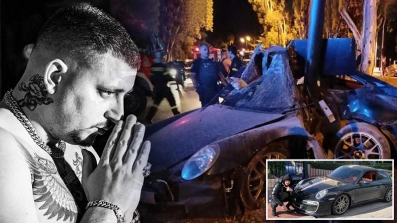 Θρίλερ με το θάνατο του Mad Clip: Αυτό το πρόβλημα στο αυτοκίνητο τον έφερε στο μοιραίο τροχαίο!