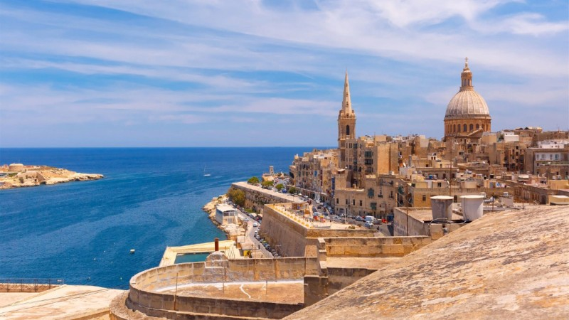 Skyscanner: Μεγάλη προσφορά! Πετάξτε για Μάλτα με απευθείας πτήση από Αθήνα μόλις με €20!