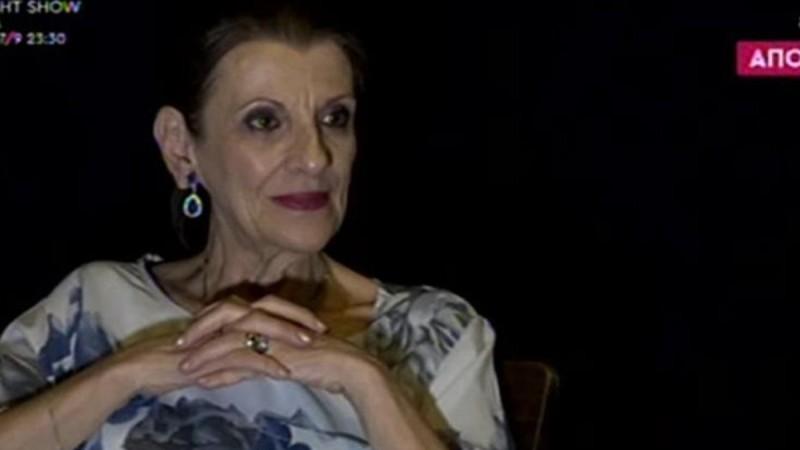 Σοκάρει η Μαρία Κανελλοπούλου - «Είμαι μελαγχολικός, καταθλιπτικός άνθρωπος»