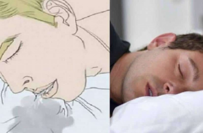 Έχετε σάλια στο μαξιλάρι σας όταν ξυπνάτε; Είστε πολύ τυχεροί και θα σας εξηγήσουμε το γιατί