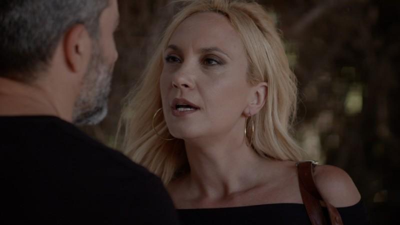 Ήλιος: Η Τζένη απειλεί τον Νικήτα