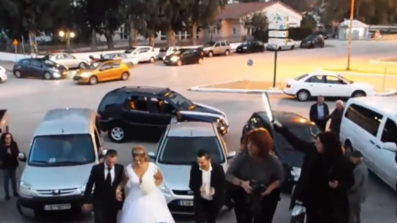 Το ζευγάρι ζούσε την απόλυτη ευτυχία στο γάμο του - Αυτό που έκαναν μετά η νύφη και ο γαμπρός «κούφανε» τους πάντες