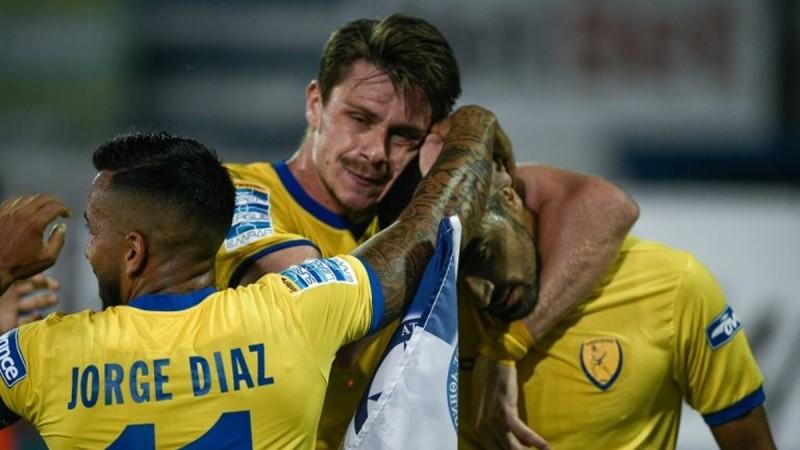 Ανατροπή από τον Παναιτωλικό: Nίκησε 2-1 τον Ατρόμητο στο Περιστέρι