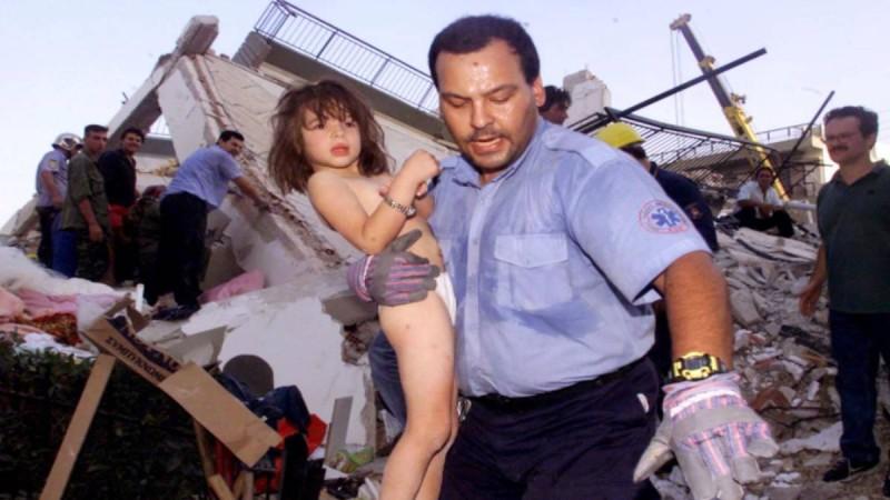 Η φωτογραφία της ημέρας: 22 χρόνια από τον φονικό σεισμό της Αθήνας!