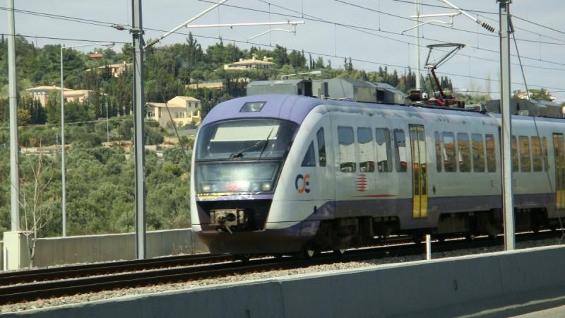 ΤΡΑΙΝΟΣΕ: Έκτακτες κυκλοφοριακές ρυθμίσεις στον προαστιακό Αθήνας