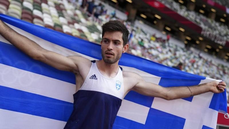 Ο Μίλτος Τεντόγλου υποψήφιος Ευρωπαίος αθλητής της χρονιάς