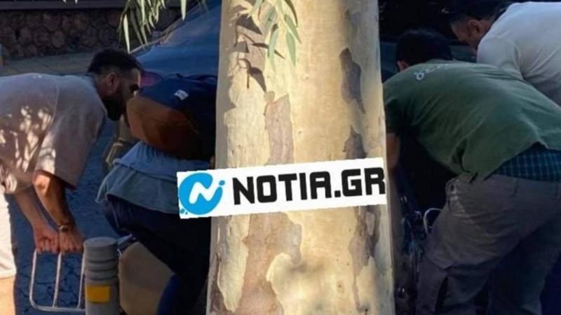 Νέα ατυχία για τον Κώστα Φορτούνη: Εμπλοκή σε τροχαίο