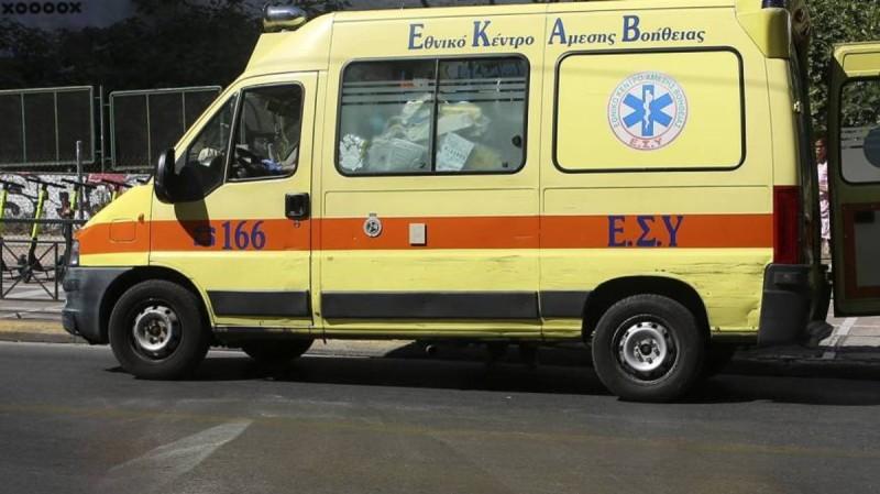 Θανατηφόρο τροχαίο στη Θεσσαλονίκη - Φορτηγό συγκρούστηκε με αυτοκίνητο