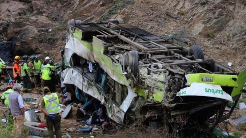 Τραγωδία στην Αίγυπτο: Δώδεκα άνθρωποι σκοτώθηκαν από ανατροπή λεωφορείου στο Σουέζ