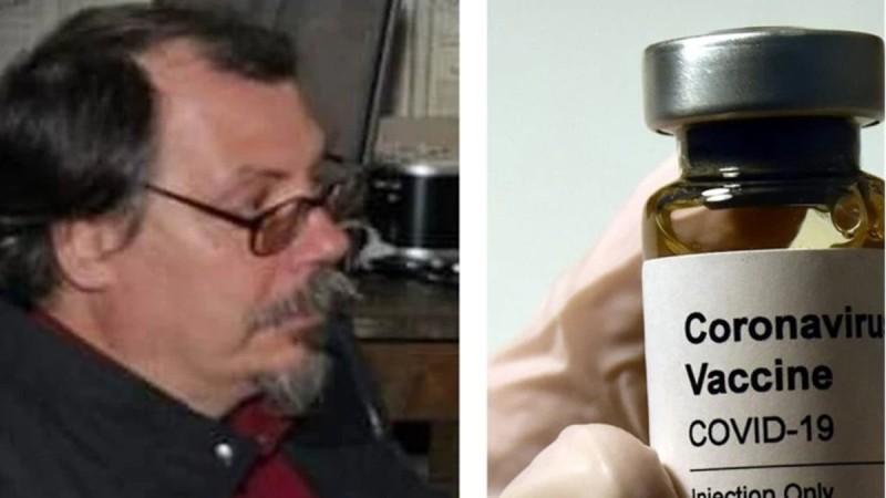 «Ο σύζυγός μου πέθανε από το εμβόλιο»: Ανατριχιάζει η γυναίκα του εισαγγελέα Τσιρώνη που κατέληξε μετά το AstraZeneca