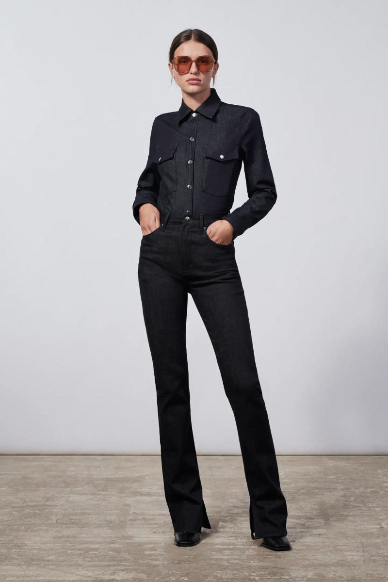 ZARA: Ψηλόμεσο τζιν παντελόνι μόνο 29.95€