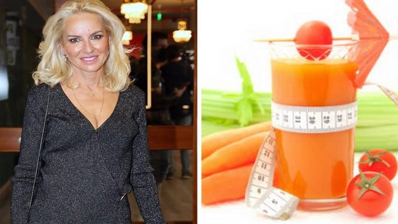 Μαρία Μπεκατώρου: Έτσι πέτυχε αδυνάτισμα ρεκόρ – Ο θαυματουργός χυμός