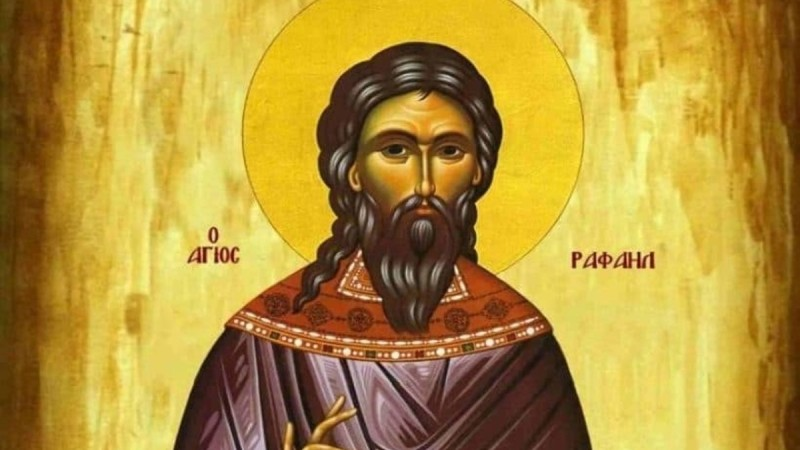 «Η ιστορία θα αλλάξει σελίδα όταν ο...»: Σοκάρει η προφητεία του Αγ. Ραφαήλ