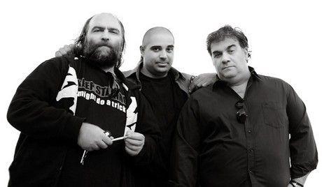 Διεθνές Φεστιβάλ Πέτρας 2010 - Μπάμπης Στόκας, Δημήτρης Σταρόβας, Αλκιβιάδης Κωνσταντόπουλος