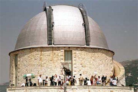 Δωρεάν ξενάγηση στο Αστεροσκοπείο Πεντέλης