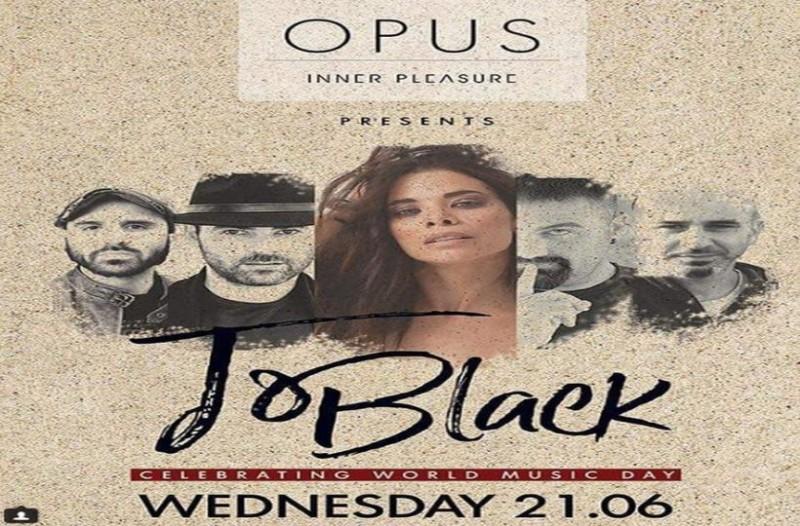 Η Τζο Λαζοπούλου μάς συστήνει τους Jo Black