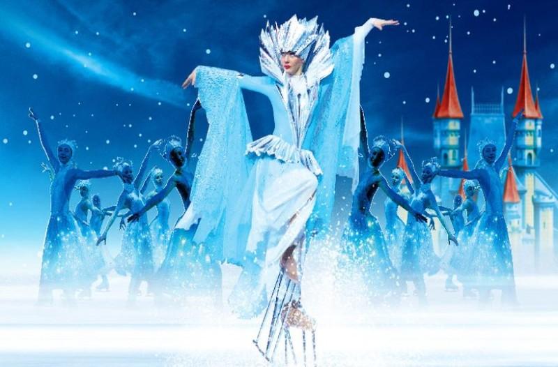 Η «Βασίλισσα του Χιονιού» από το Russian Circus On Ice στην Αθήνα!