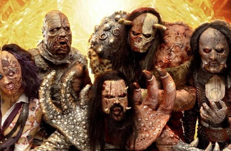 Οι Lordi για πρώτη φορά στην Ελλάδα