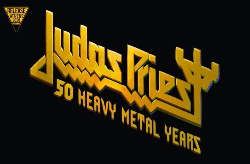 Το Release Athens 2020 παρουσιάζει τους Judas Priest